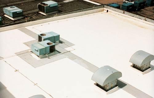 Using Acrylic Coatings Professional Roofing Magazine