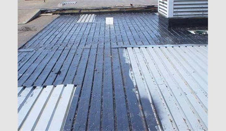 The Aftermath Of Phenolic Foam Professional Roofing Magazine