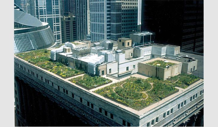So You Want To Roof Green Professional Roofing Magazine