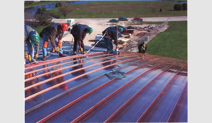 A Shining Moment Professional Roofing Magazine