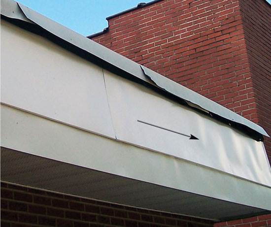 Small Components Big Effects Professional Roofing Magazine