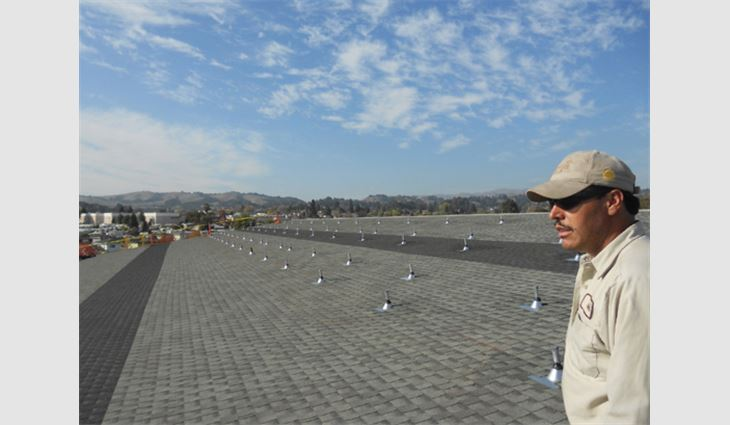 Roofing contractors with a long-term view will have many advantages to help them succeed in the PV marketplace.