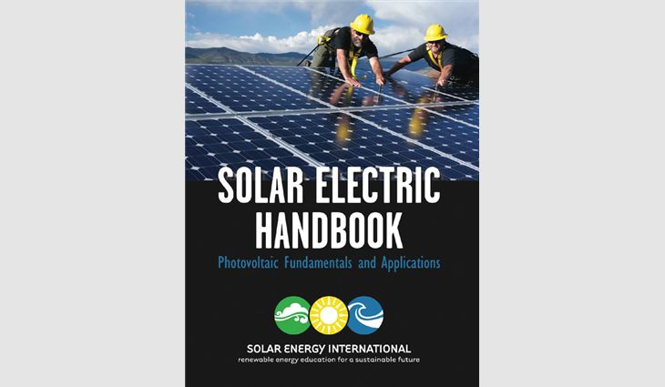 The Solar Electric Handbook is considered by many to be the definitive textbook for the solar industry.