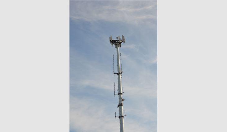 A municipal transmitter/receiver
