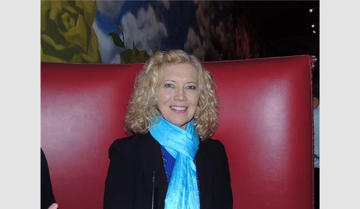 NRCA Senior Vice President Lindy Ryan