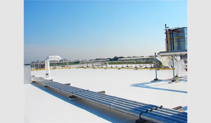 Mule-Hide Products silicone roof coating