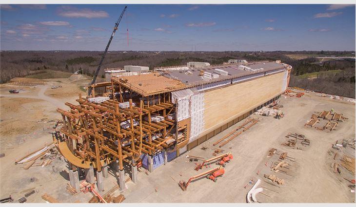 Building Noah S Ark Professional Roofing Magazine