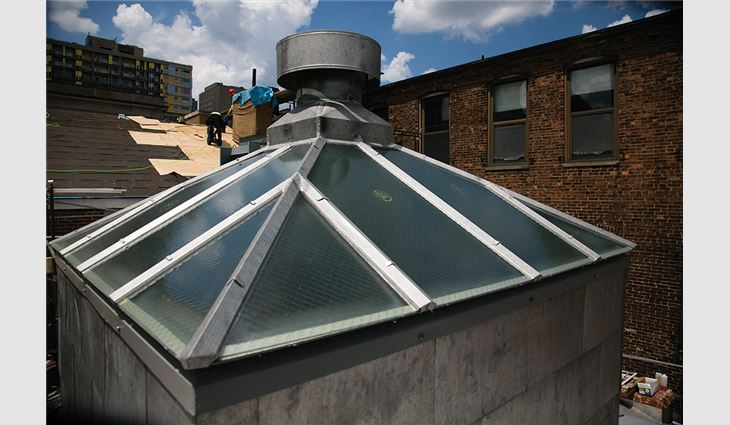 Roofing Outside The Lines Professional Roofing Magazine