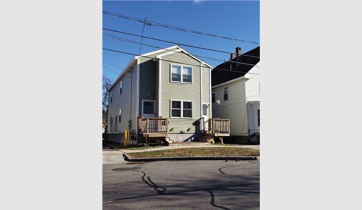 Viking Roofing donated space at its headquarters to help Greater Nashua Habitat for Humanity save money on rent and utilities and installed three new roof systems on Habitat for Humanity homes.