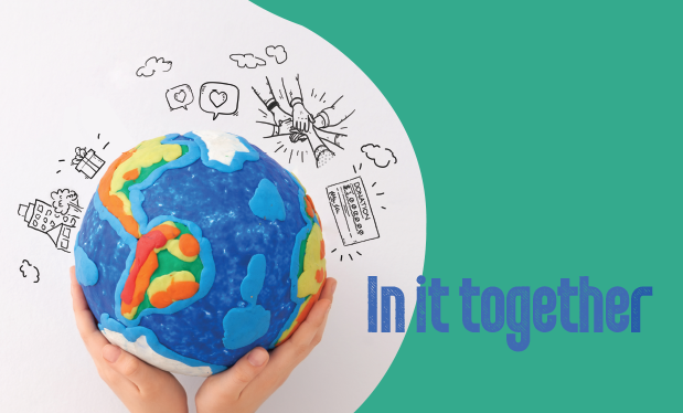 In it together - The roofing industry helps those in needs.
