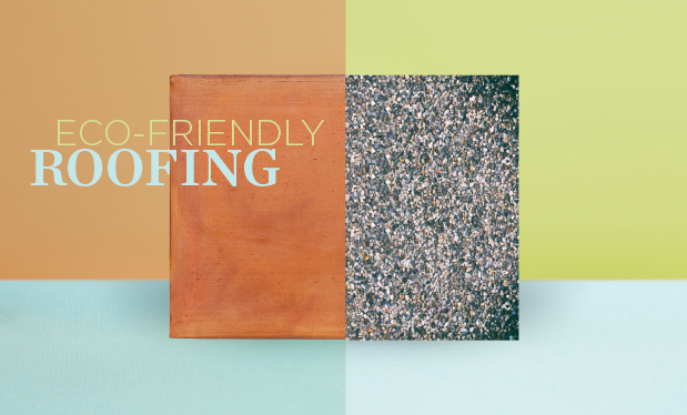 Eco-friendly roofing - Benefits, drawbacks and what you and your customers need to know.