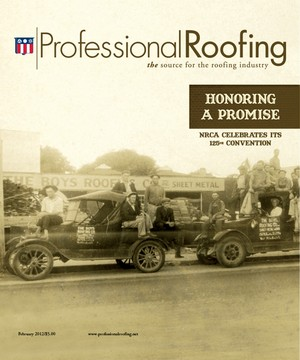 The Roofing Marketplace Professional Roofing Magazine