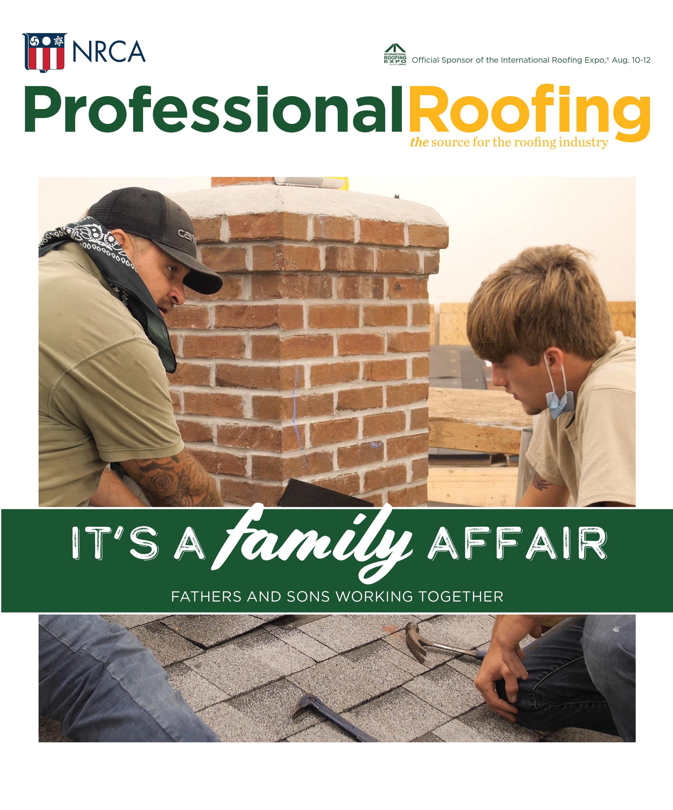 Professional Roofing Magazine 6/1/2021