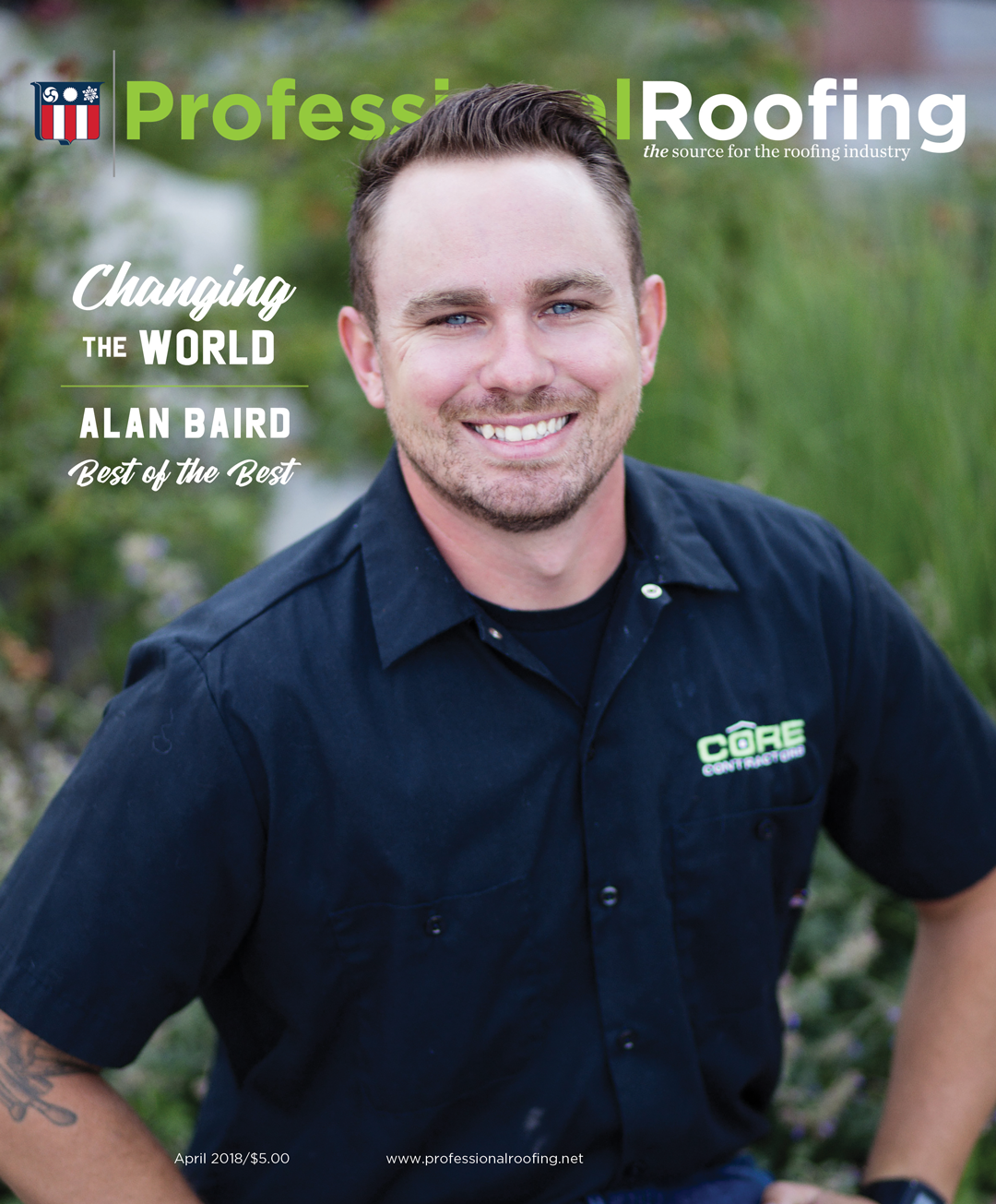 Professional Roofing Magazine 4/1/2018