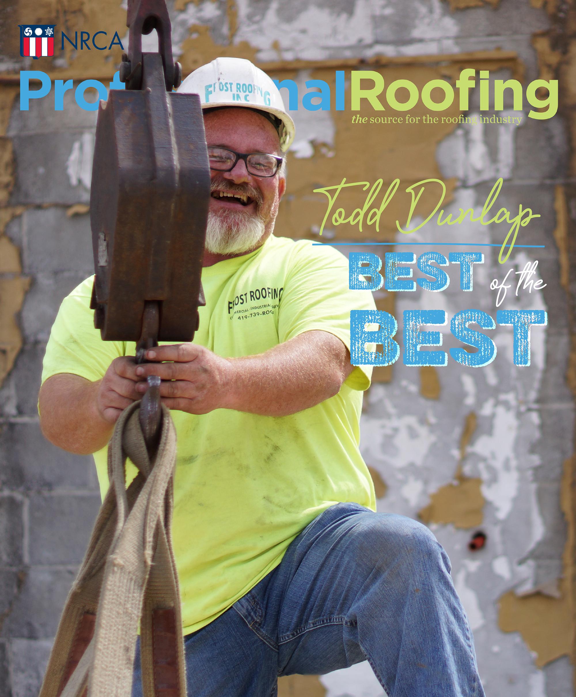 Professional Roofing Magazine 4/1/2020