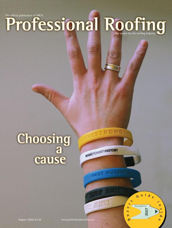 Professional Roofing Magazine 8/1/2006