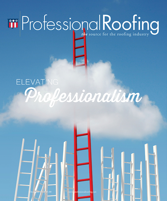 Professional Roofing Magazine 12/1/2013