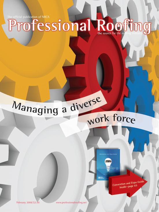 Professional Roofing Magazine 2/1/2008
