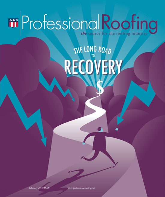Professional Roofing Magazine 2/1/2014