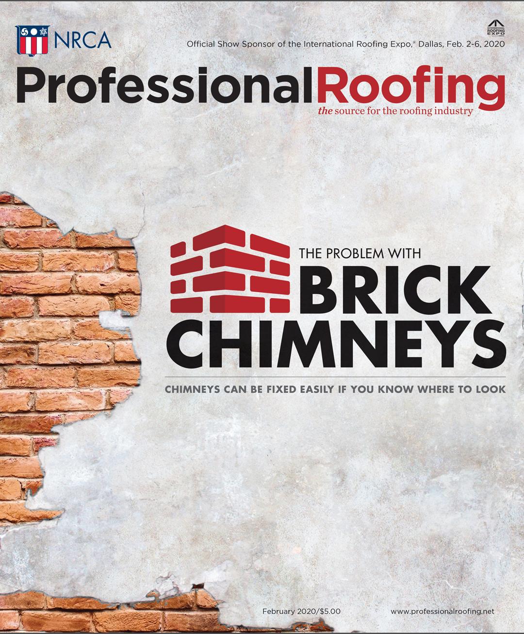 Professional Roofing Magazine 2/1/2020