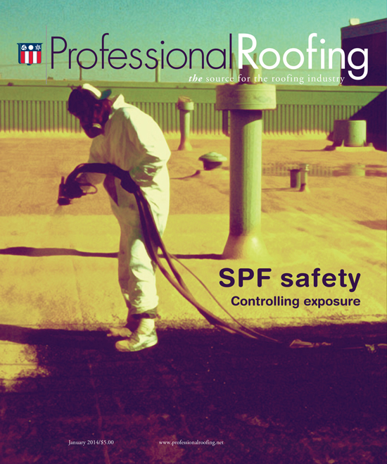Professional Roofing Magazine 1/1/2014