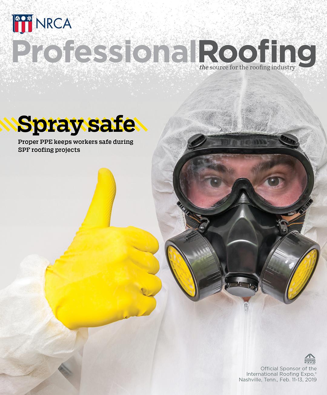 Professional Roofing Magazine 1/1/2019