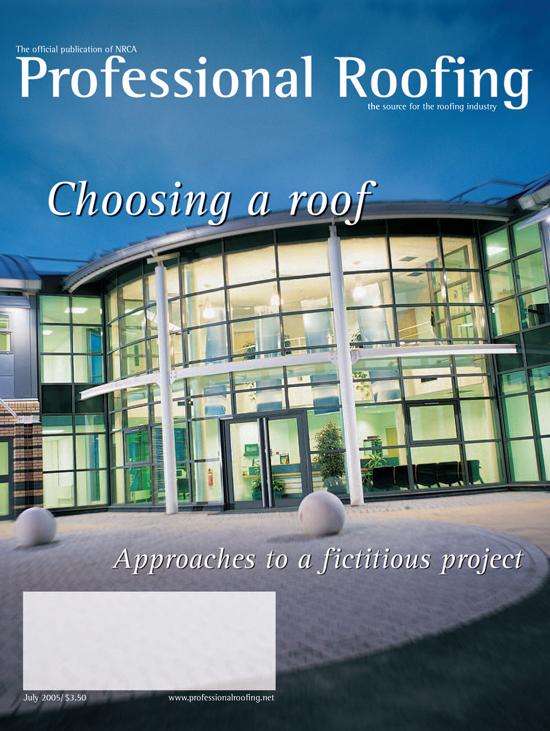 Professional Roofing Magazine 7/1/2005