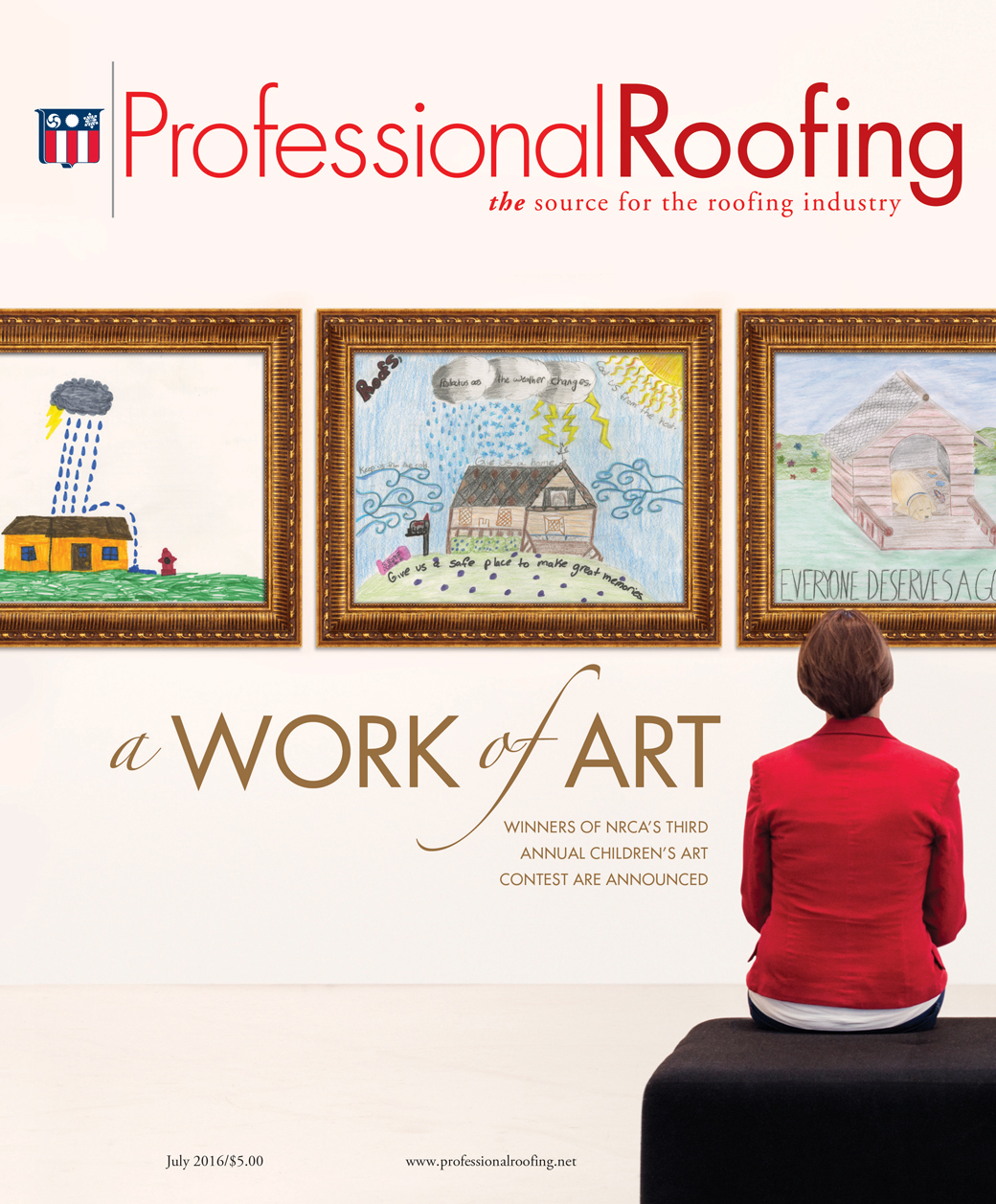 Professional Roofing Magazine 7/1/2016