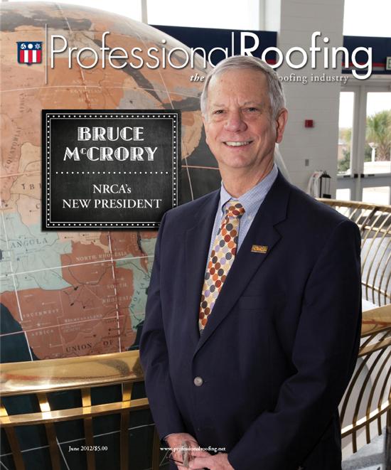 Professional Roofing Magazine 6/1/2012