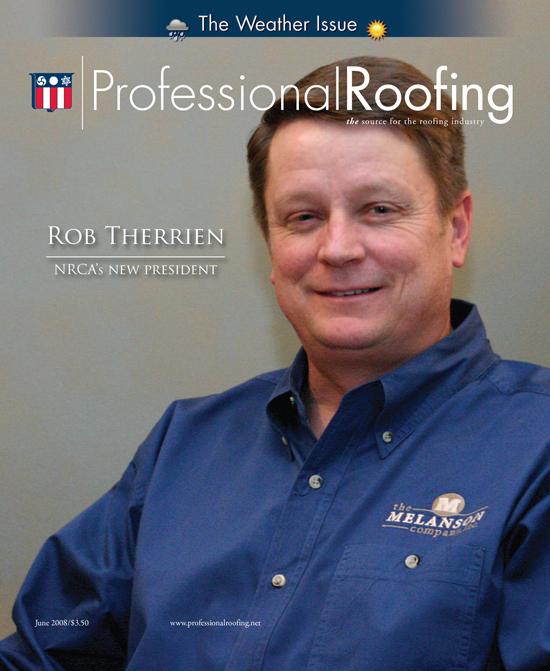 Professional Roofing Magazine 6/1/2008