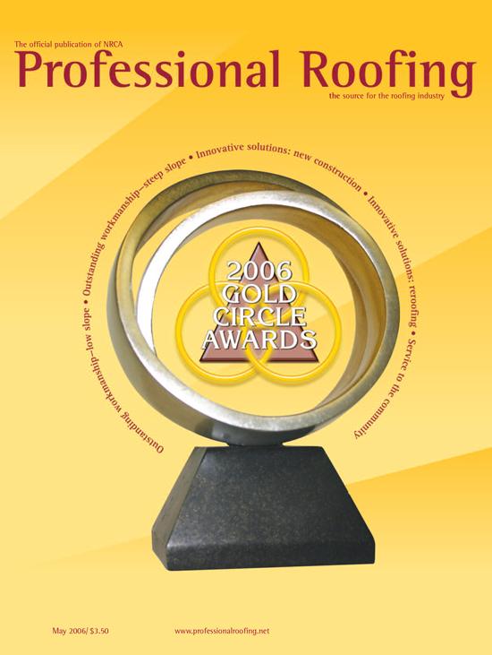 Professional Roofing Magazine 5/1/2006