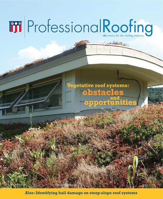 Professional Roofing Magazine 5/1/2009