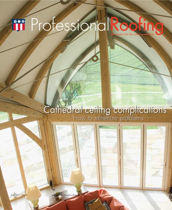 Professional Roofing Magazine 5/1/2011