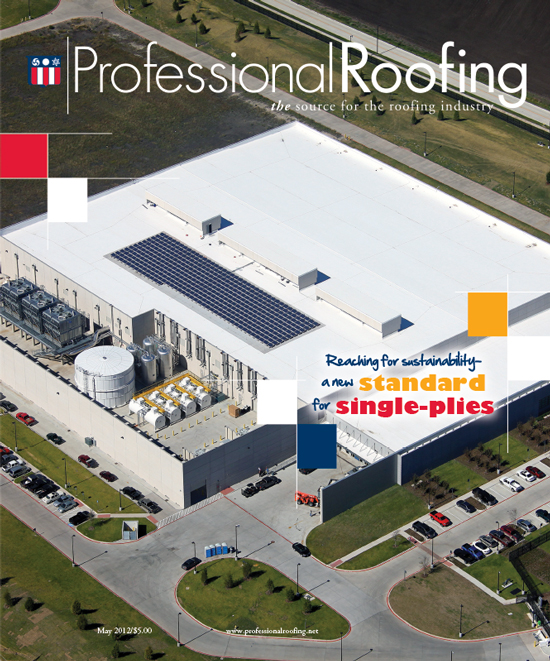 Professional Roofing Magazine 5/1/2012