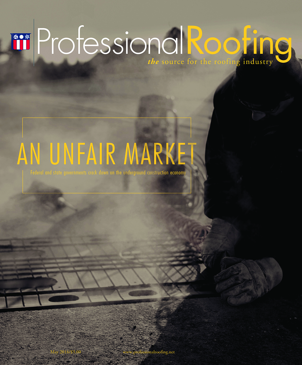 Professional Roofing Magazine 5/1/2016
