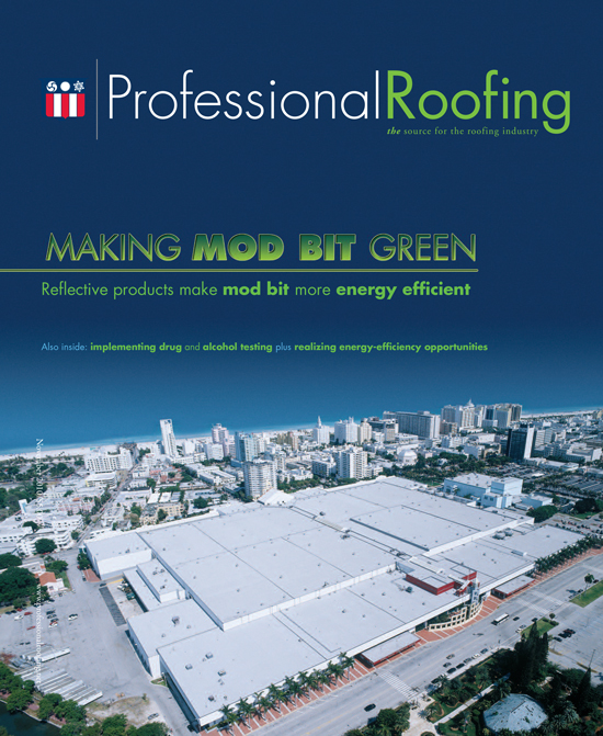 Professional Roofing Magazine 11/1/2010