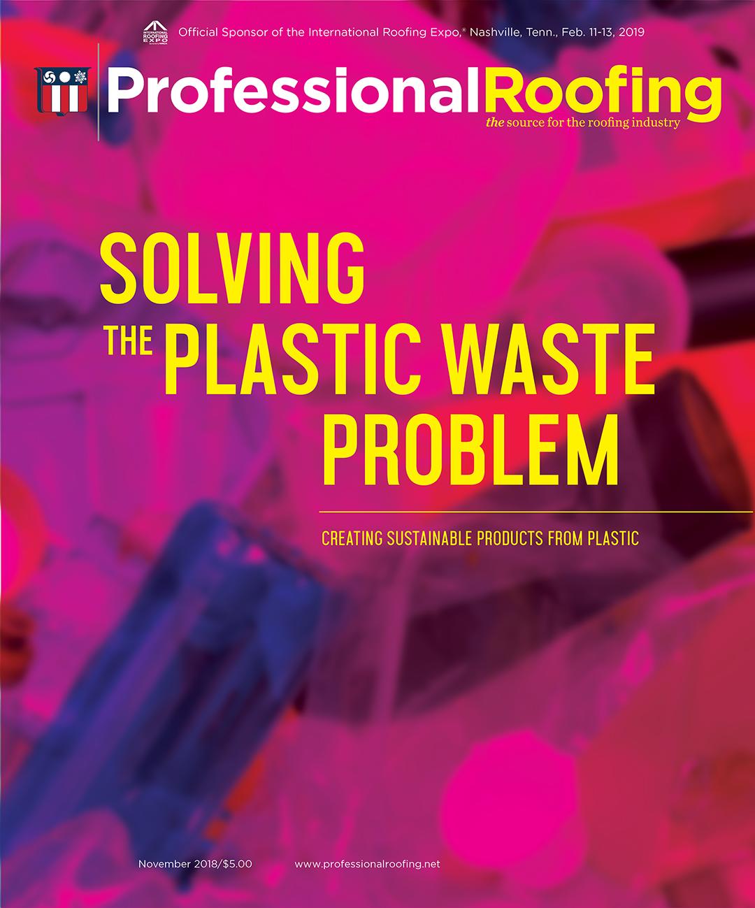 Professional Roofing Magazine 11/1/2018