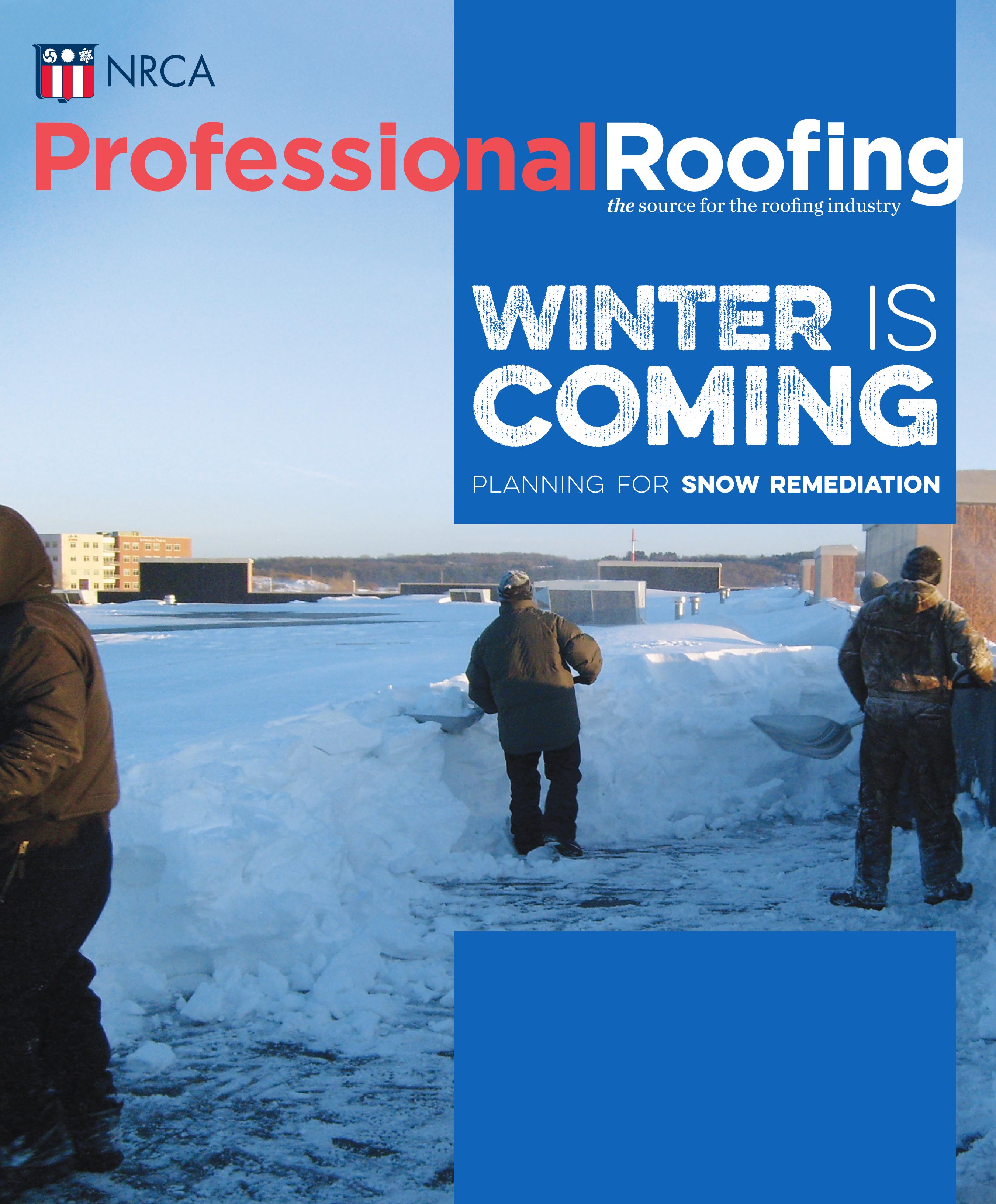 Professional Roofing Magazine 11/1/2020
