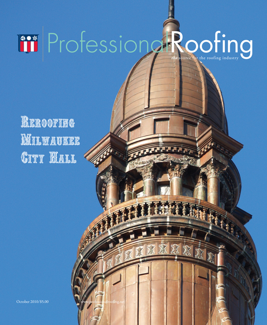 Professional Roofing Magazine 10/1/2010