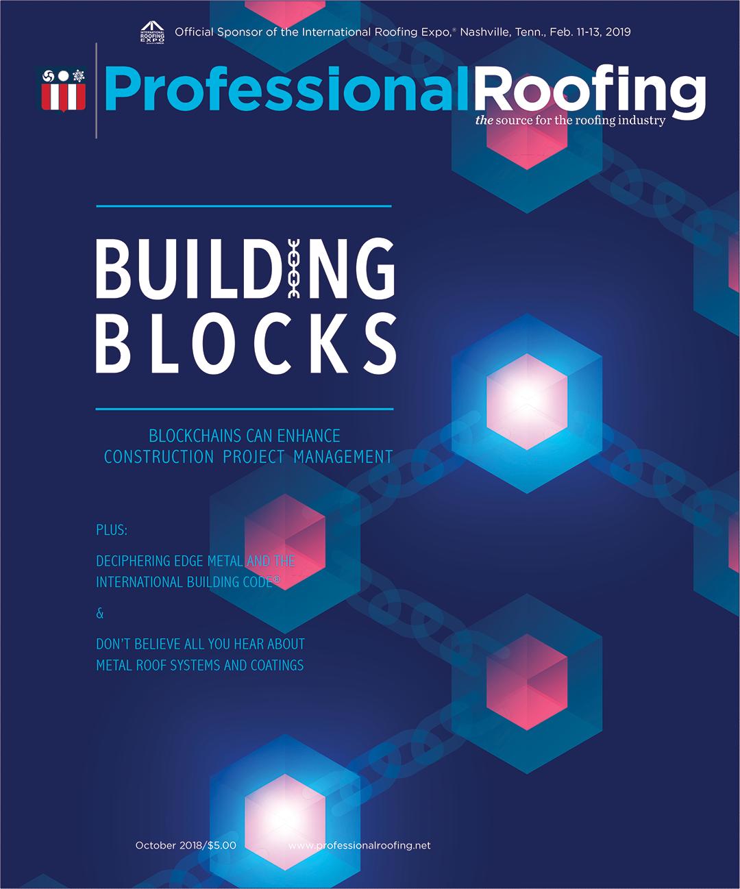 Professional Roofing Magazine 10/1/2018
