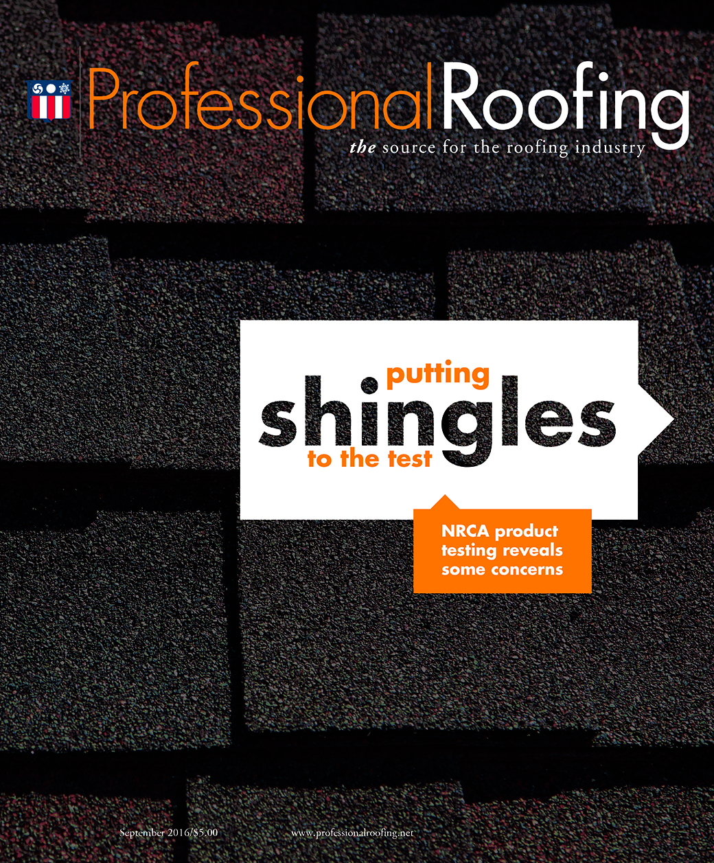 Professional Roofing Magazine 9/1/2016