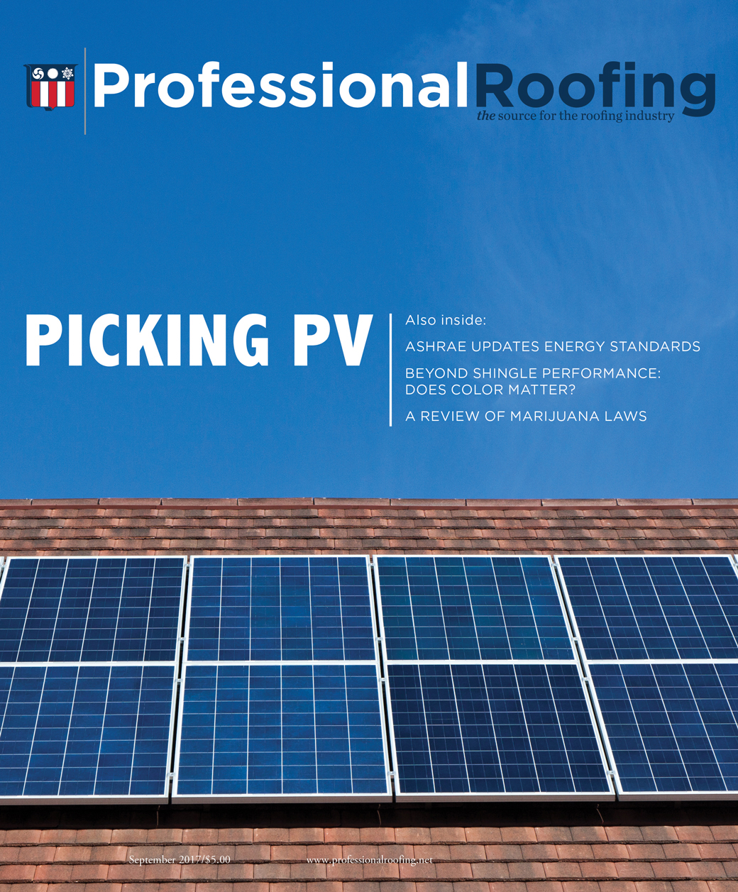 Professional Roofing Magazine 9/1/2017