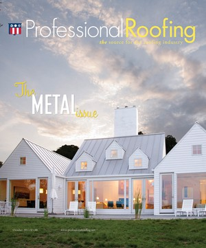 Briefings Professional Roofing Magazine