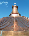 For whom the bell tolls - Wagner Roofing restores the copper roof system on Capitol Hill Church