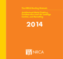 A new addition - This year's volume of The NRCA Roofing Manual completes the current four-volume set