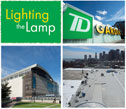 Lighting the lamp - Greenwood Industries restores the roof system on Boston's TD Garden