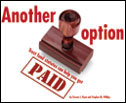 Another option - Trust fund statutes can help you get paid