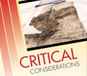 Critical considerations - Vapor retarders and air barriers must be used properly