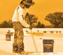 Shoe stores & sunshine - Quest Construction Products helps build North Carolina's largest photovoltaic array atop SHOE SHOW's distribution center