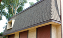 Roofing communicado - Chandler's Roofing uses its communication skills to exceed expectations on The Pines Townhomes